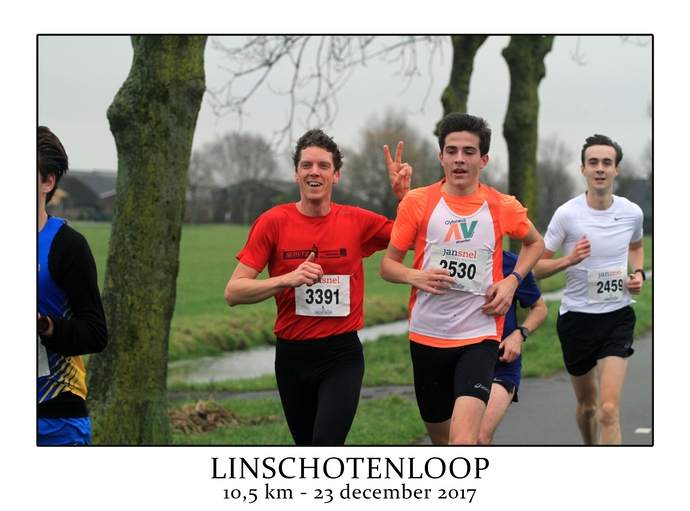 Collage Linschotenloop 2017