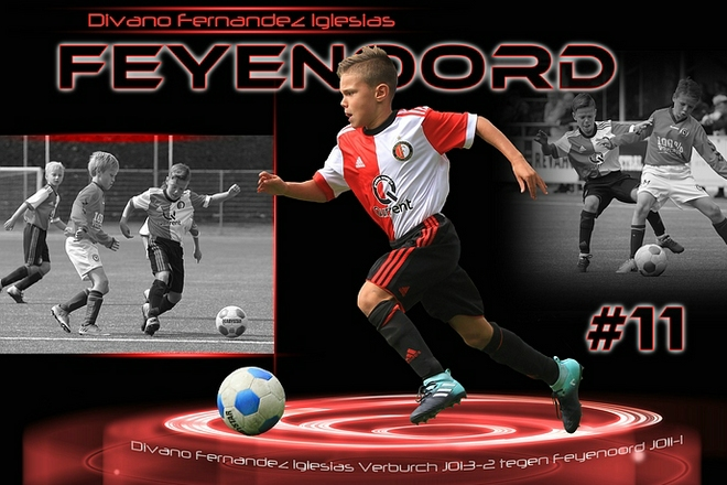 3 Collage Feyenoord