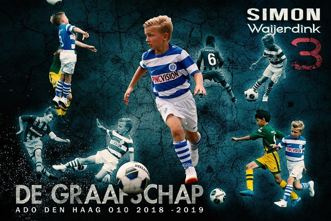 7 Collage Graafschap